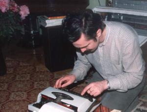 prima mea masina de scris