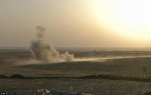 American airstrikes against ISIS in Iraq