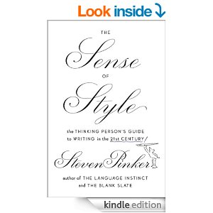 Steven Pinker - The Sense of Style