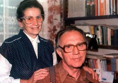 Feri bácsi and Jucika néni