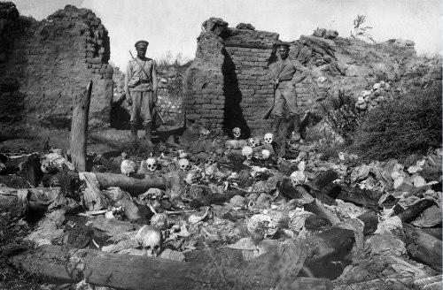 Armenian genocide victims