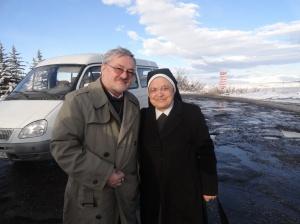 Danut & Sister Arousiag
