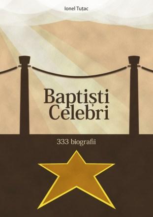 Ionel Tuțac, Baptiști celebrii - 333 biografii