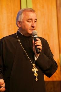 Fr Stelian Tofana