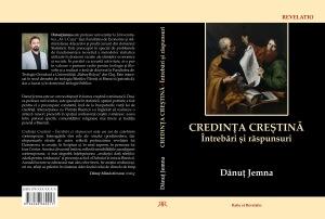 Danut Jemna - Ratio et revelatio - coperta