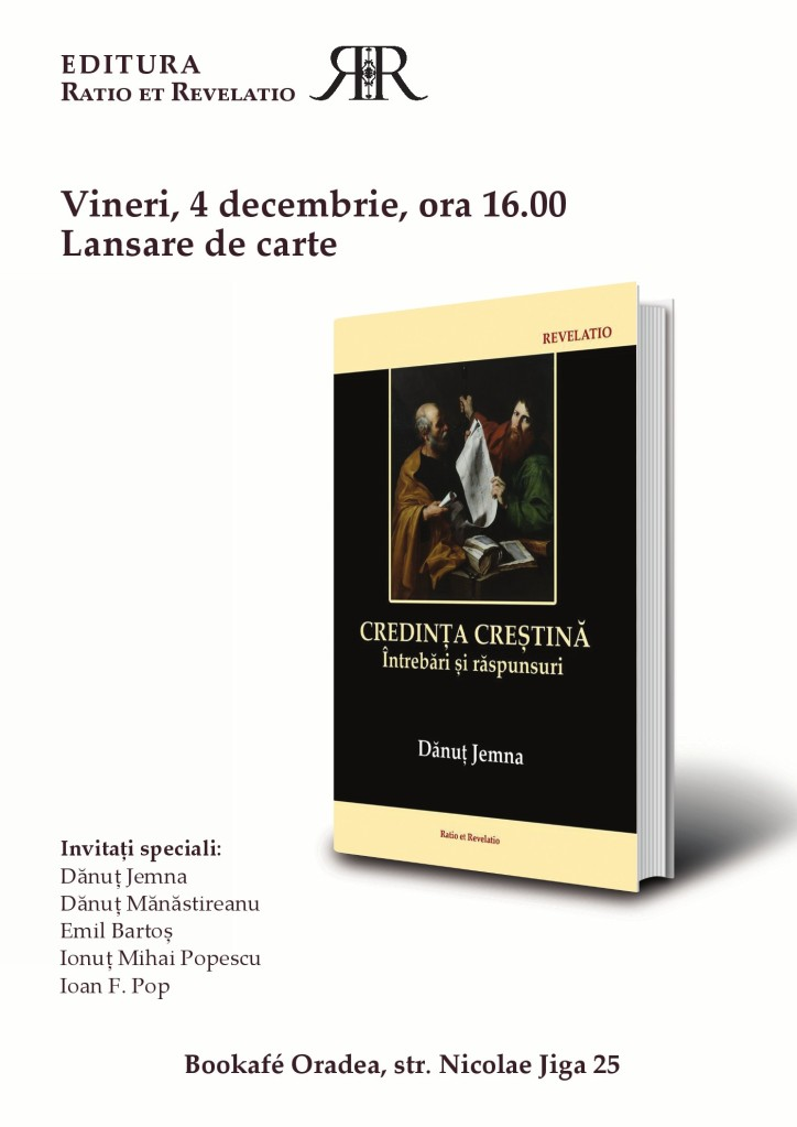 Afis Jemna Oradea