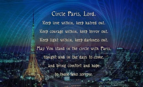 Prayer for Paris
