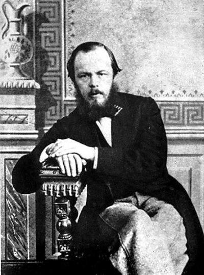 Dostoievski la Paris, 1863 (sursa)