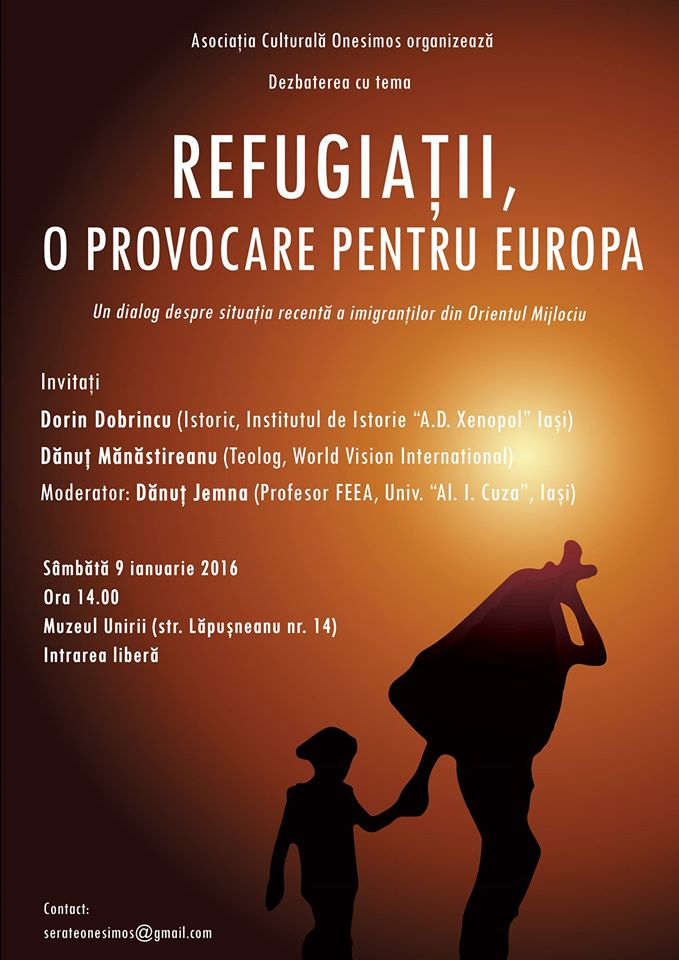 Refugiatii, o provocare pentru Europa
