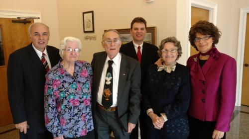 Emanuel Titus Dan & family