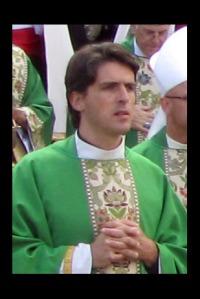 handsome priest