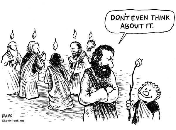 Pentecost marshmellow