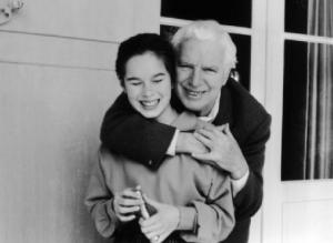 Geraldine & Charlie Chaplin