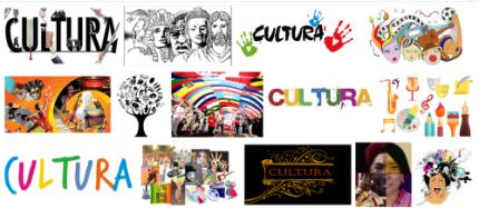 """Câteva dintre imaginile pe care le asociază google cuvântului """"cultură"""""""