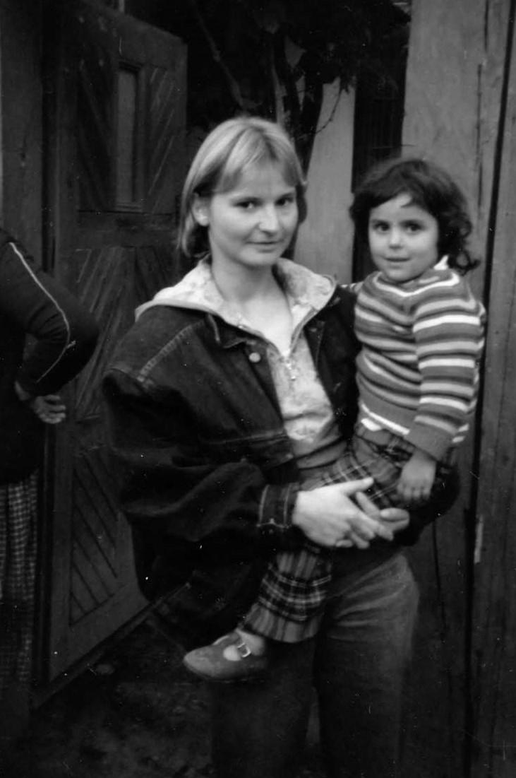 Debora with Lia Dora